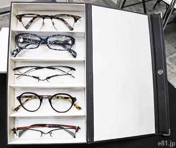 「Oh My Glasses(オーマイグラスィズ)」の試着用メガネお届け用の箱