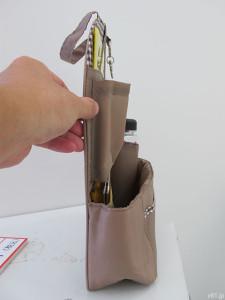 フェリシモ「快適リュックライフ 整理整とんおまかせ リュックのためのインナーポケットの会」